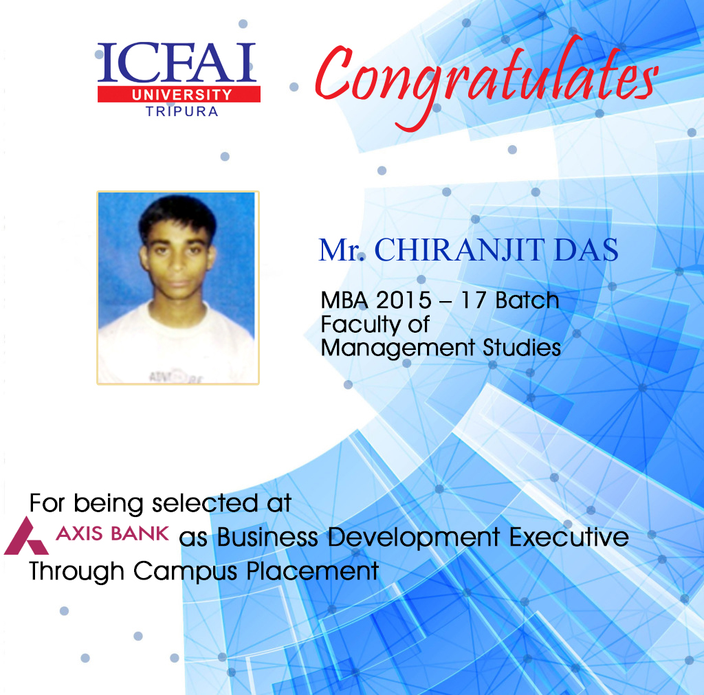 Placements | The ICFAI University Tripura | Full-time Campus ...