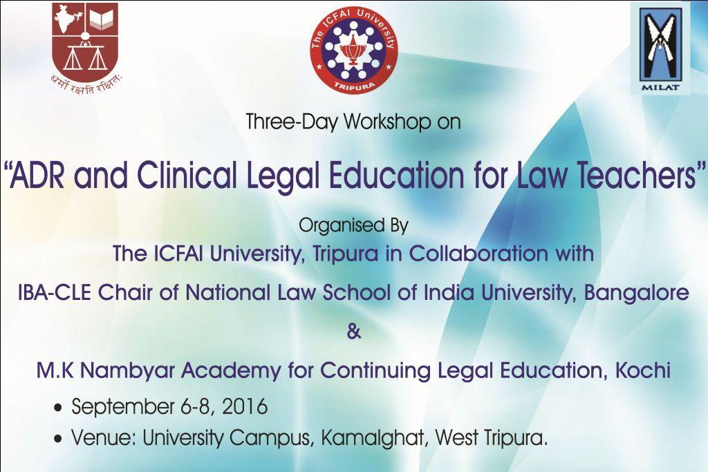 Events | The ICFAI University Tripura | Full-time Campus